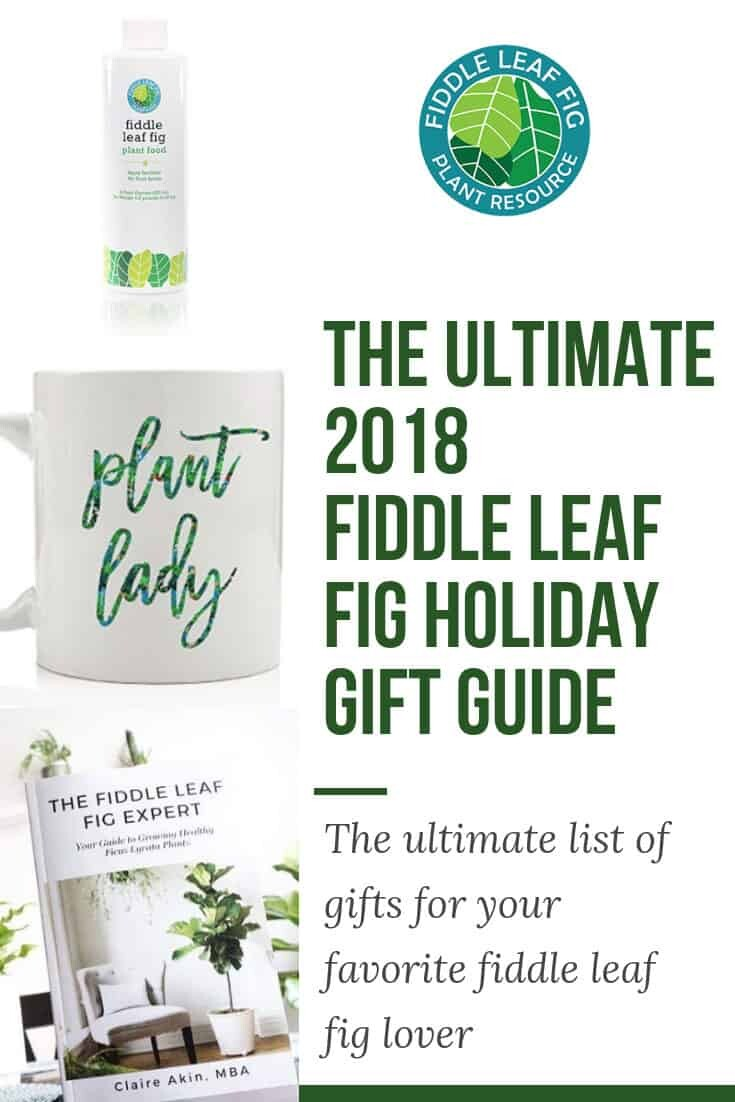 The Ultimate 2018 Fiddle Leaf Fig Holiday Gift Guide